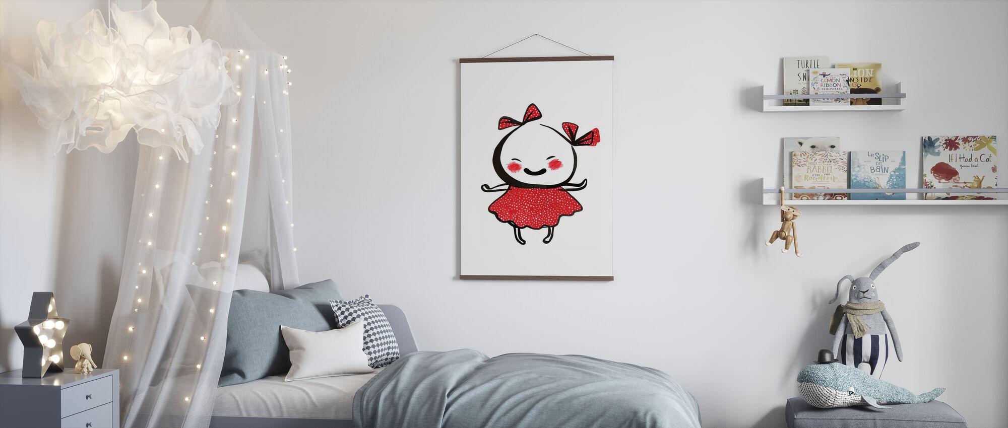 Mariko - Plakat - Børneværelse