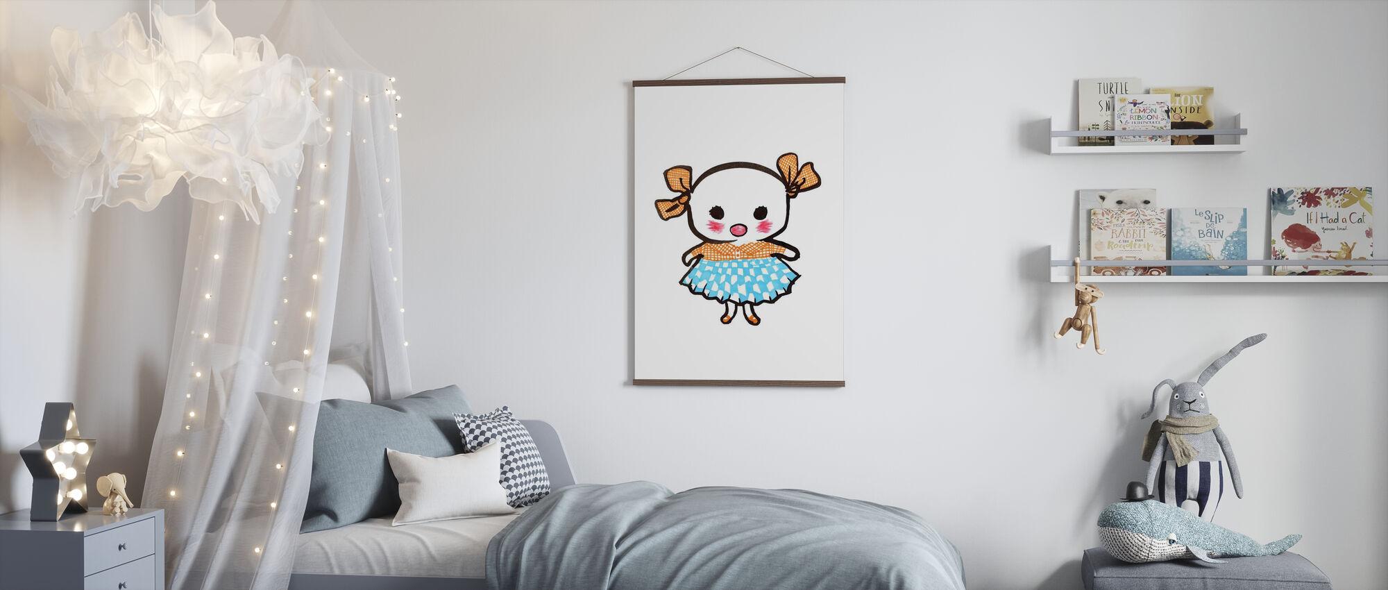 Lill-Stina - Poster - Kids Room