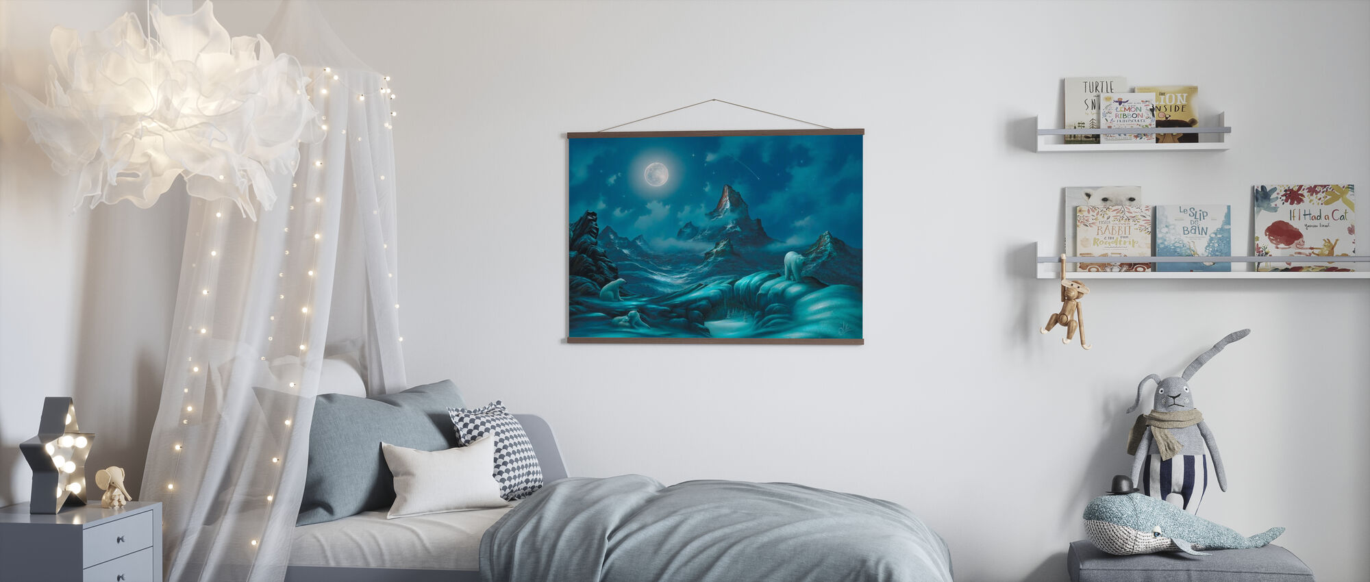 Lords of the Arctic - Poster - Kids Room