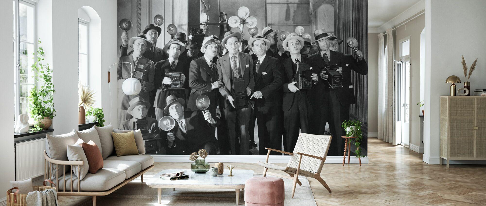 Paparazzi Forvirring - Tapet - Stue