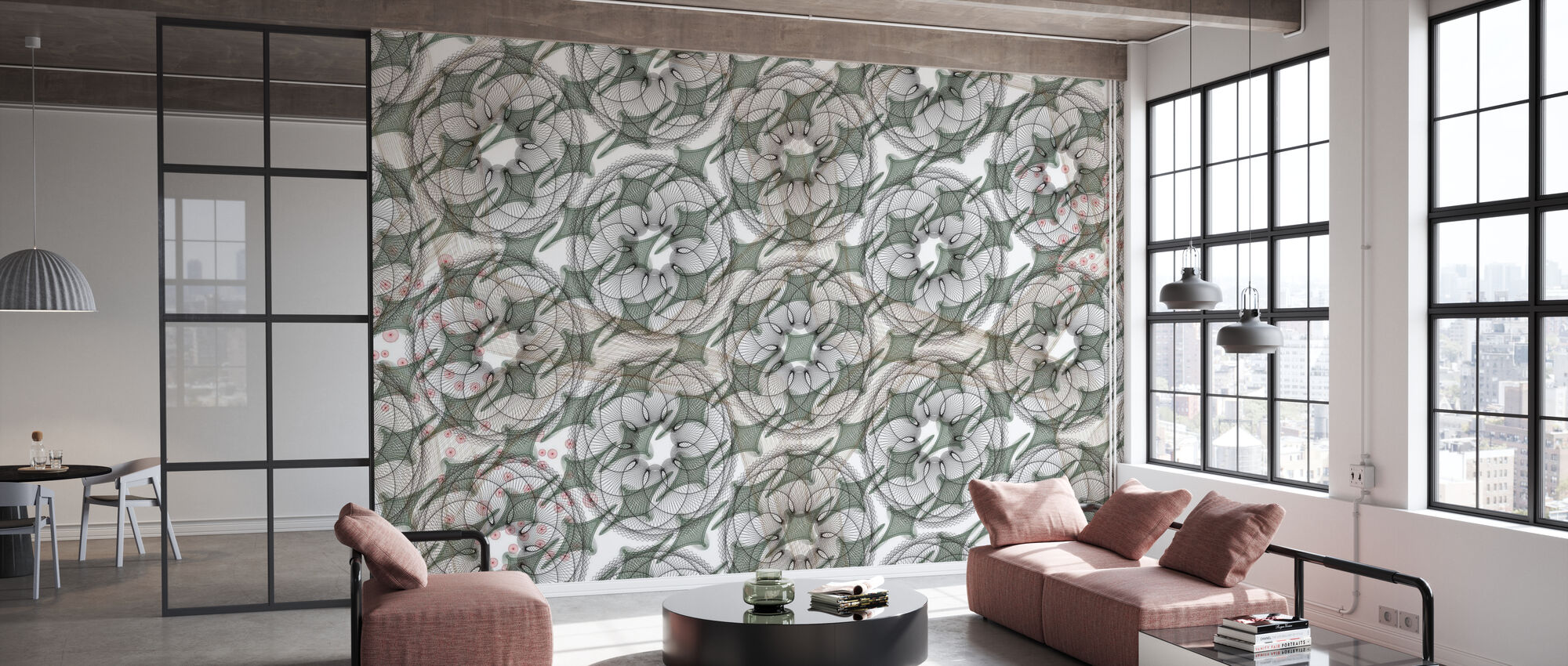 Timewinder - Wallpaper - Office