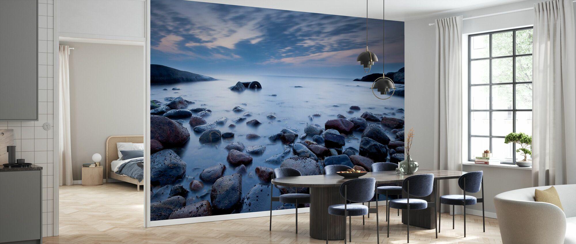 Mystic Ocean - Wallpaper - Kitchen