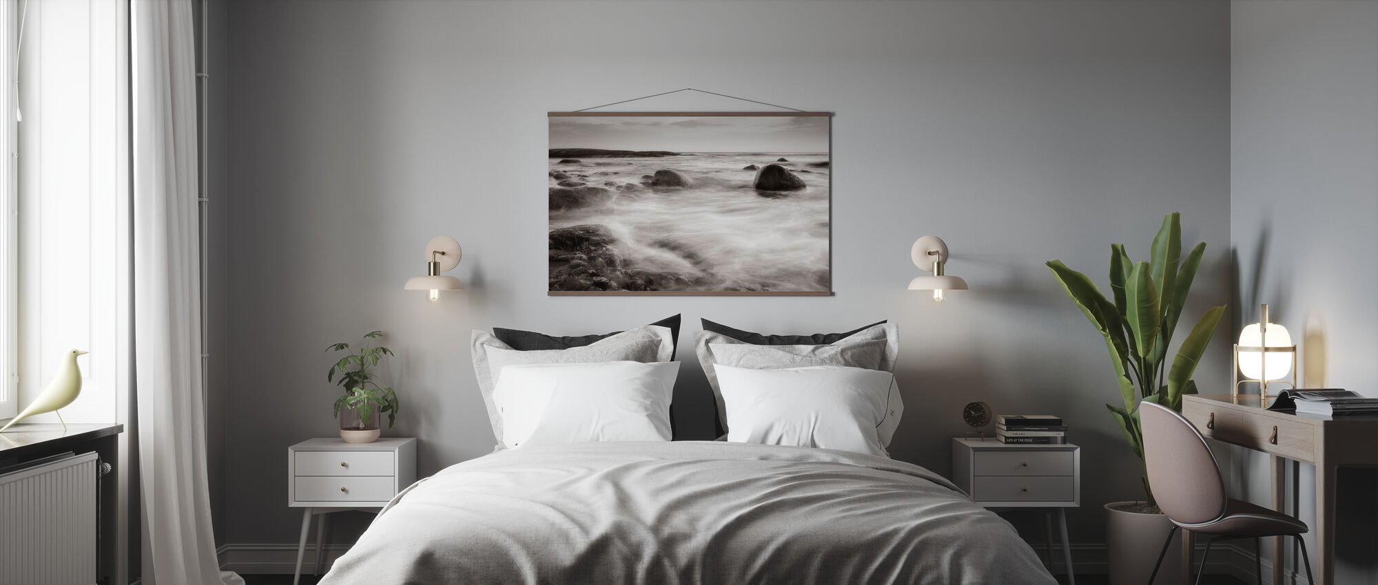 Stroom - Poster - Slaapkamer