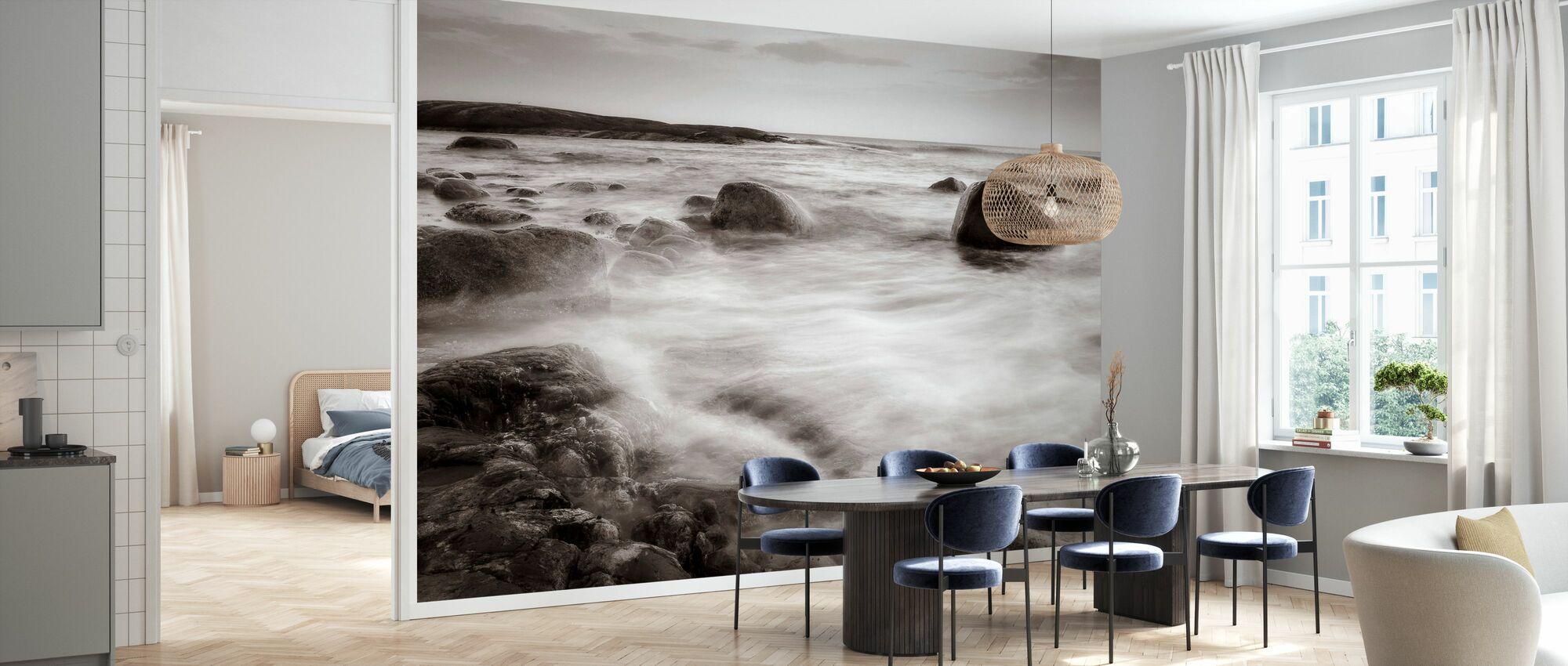 Flow - Wallpaper - Kitchen