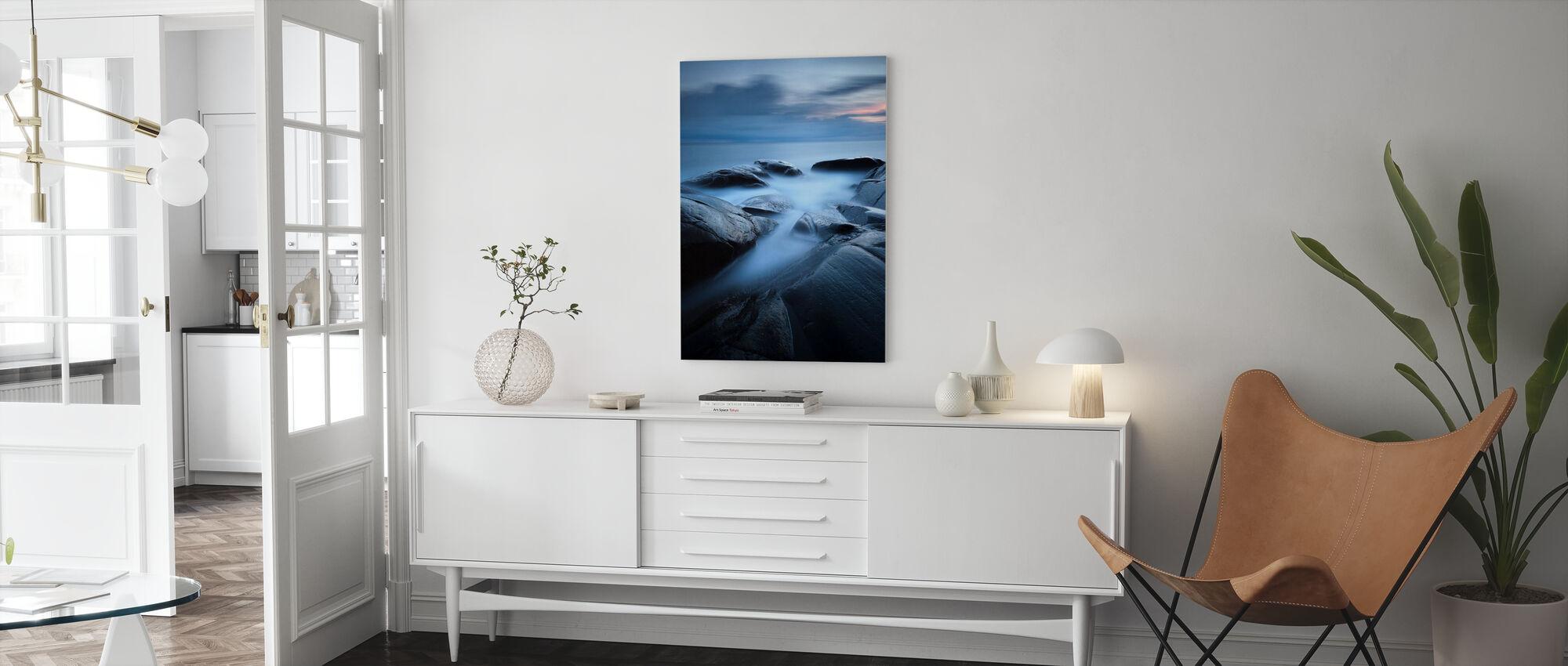 Korrelige 352 Seconden - Canvas print - Woonkamer