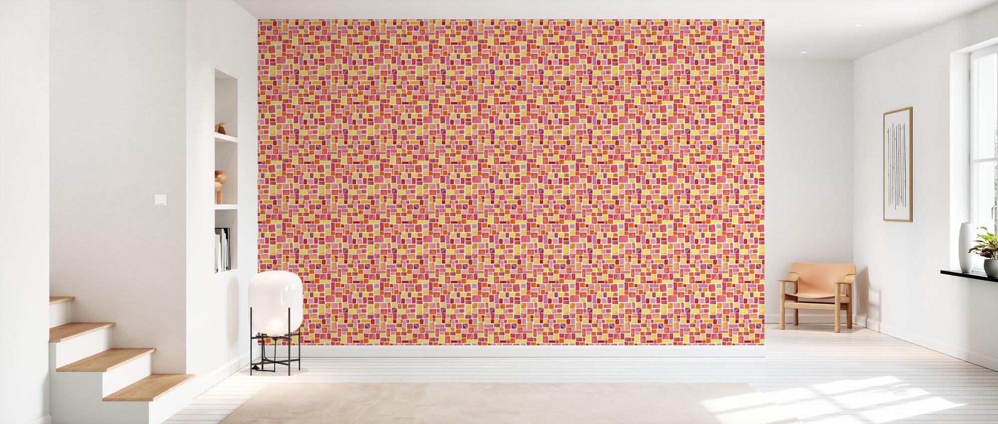 Rosee - Wallpaper - Hallway