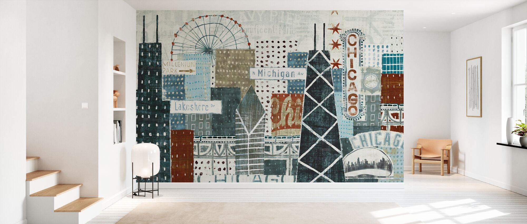 Hey Chicago - Wallpaper - Hallway