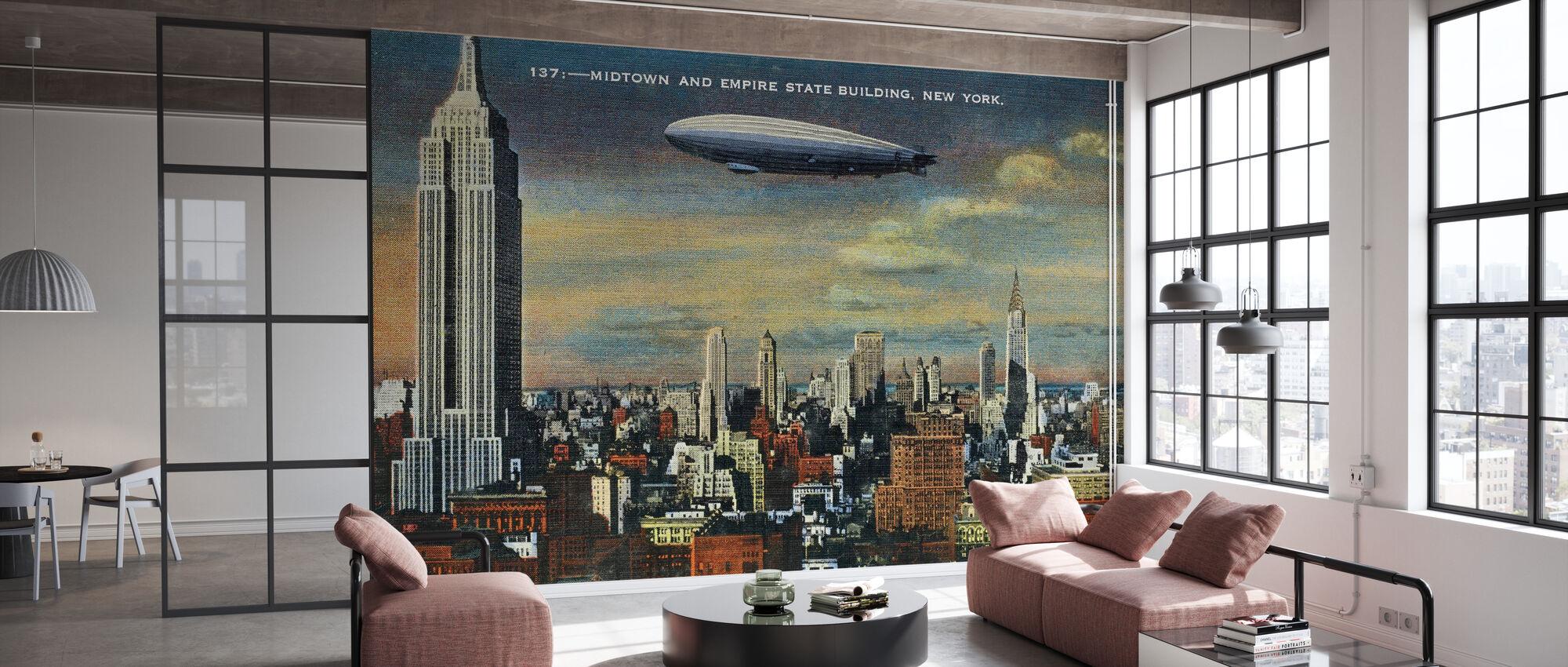 New York City - Tapete - Büro