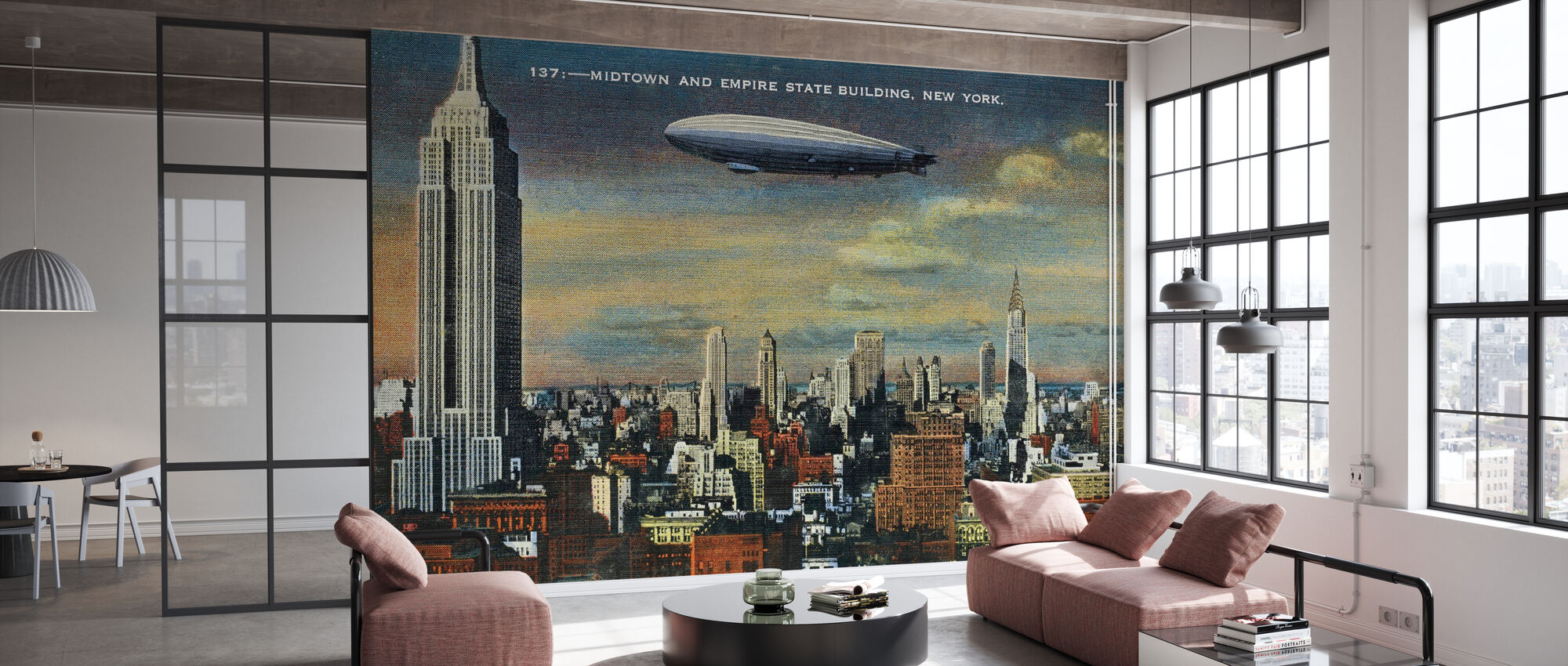 Midtown New York - Wallpaper - Office