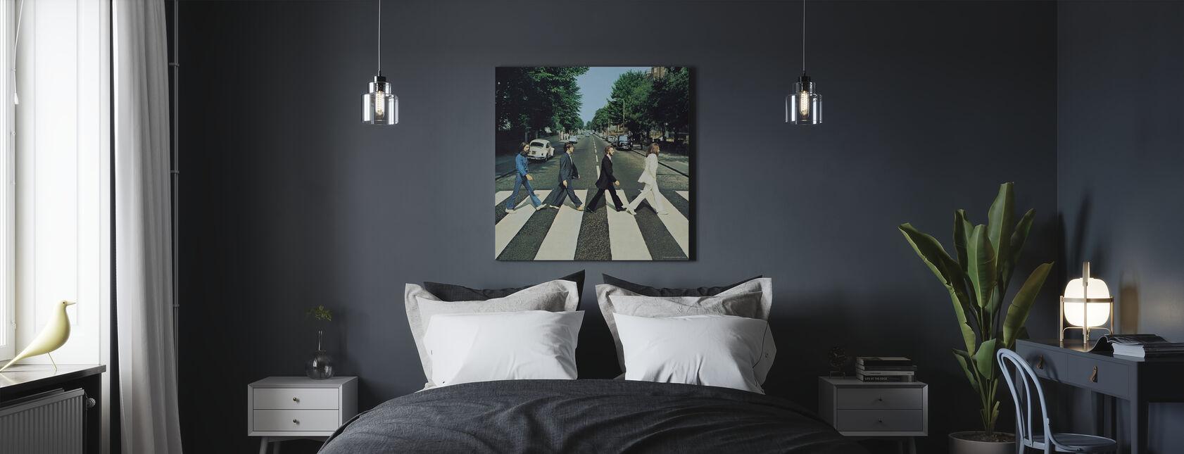 Beatles - Klostervej - Billede på lærred - Soveværelse