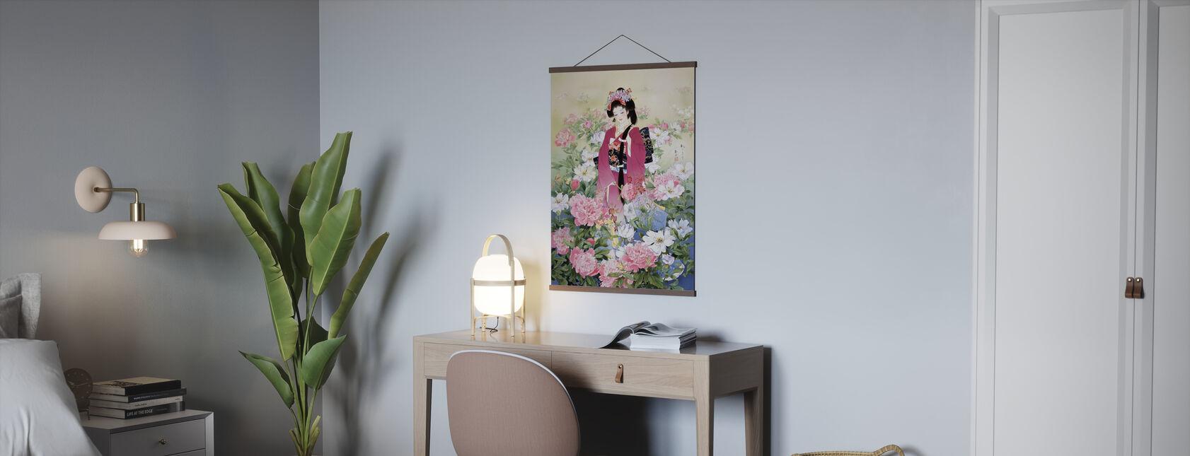 Syakuyaku - Poster - Büro