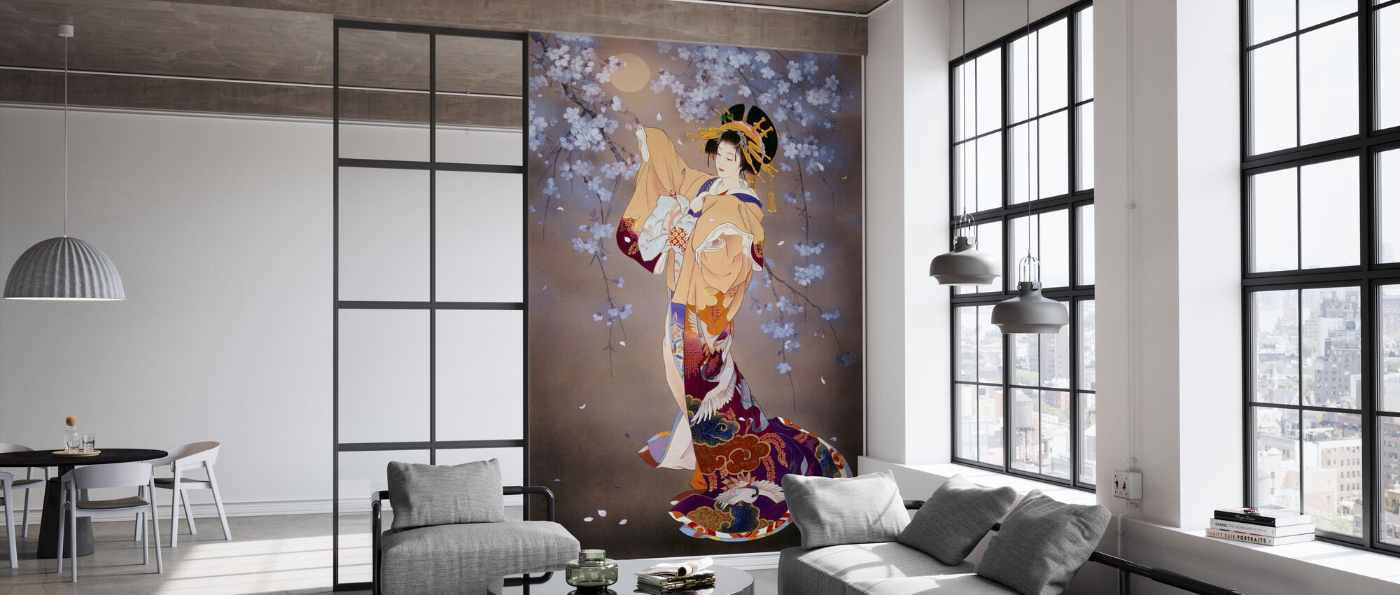 Yoi - Wallpaper - Office