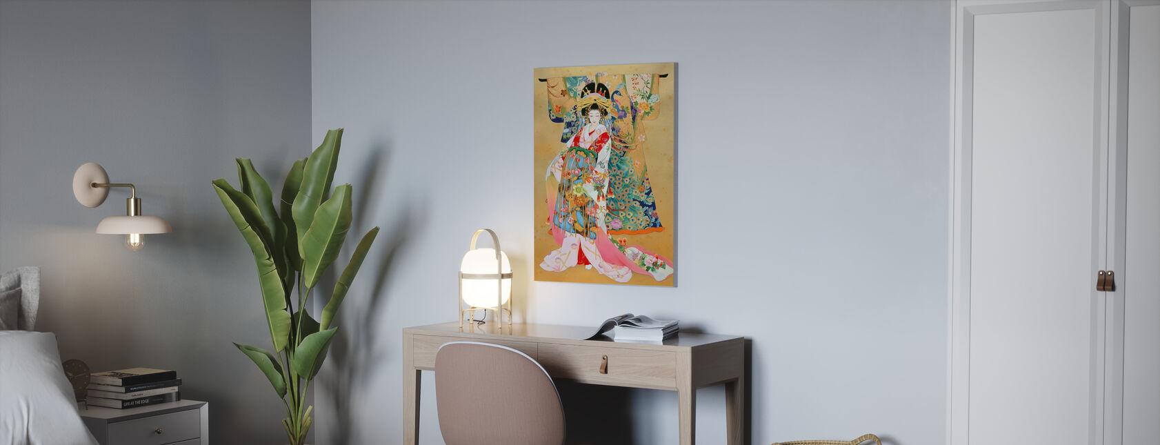 Kogane - Canvas print - Kantoor
