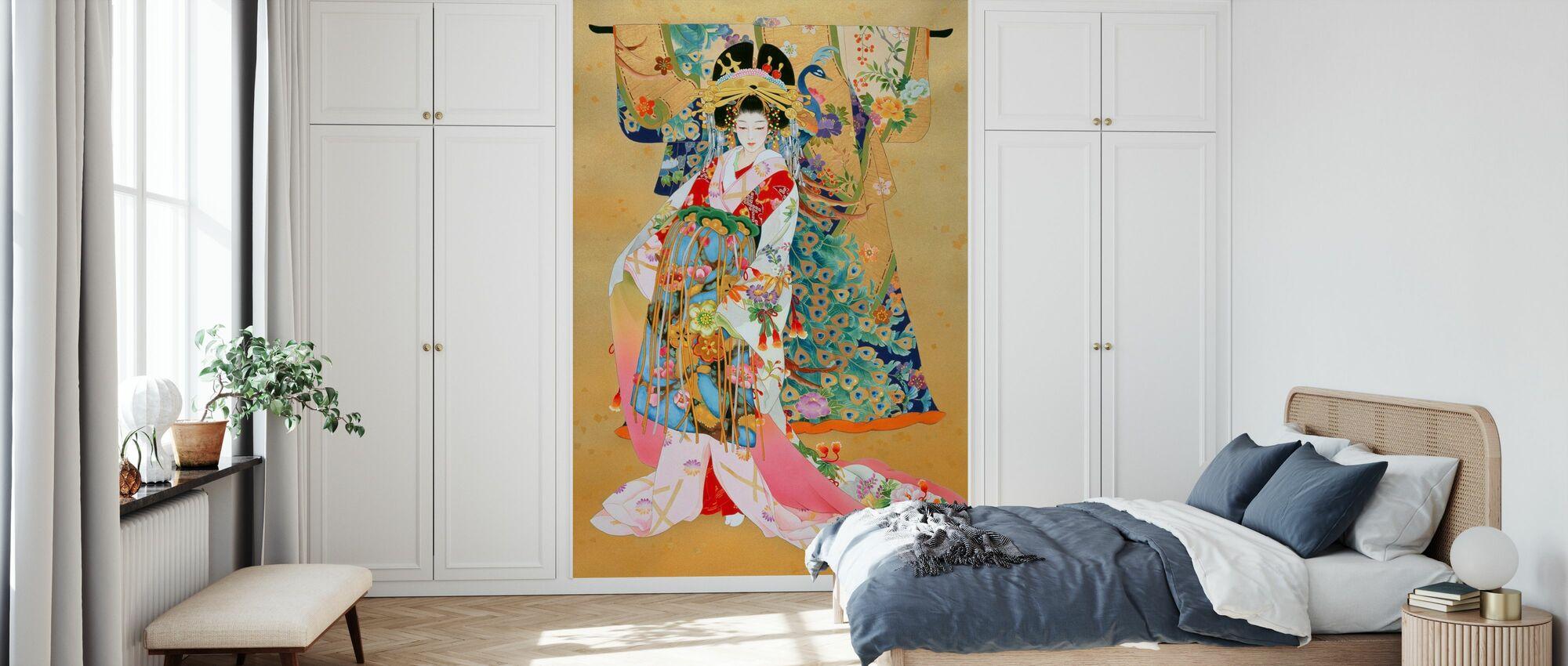 Kogane - Wallpaper - Bedroom