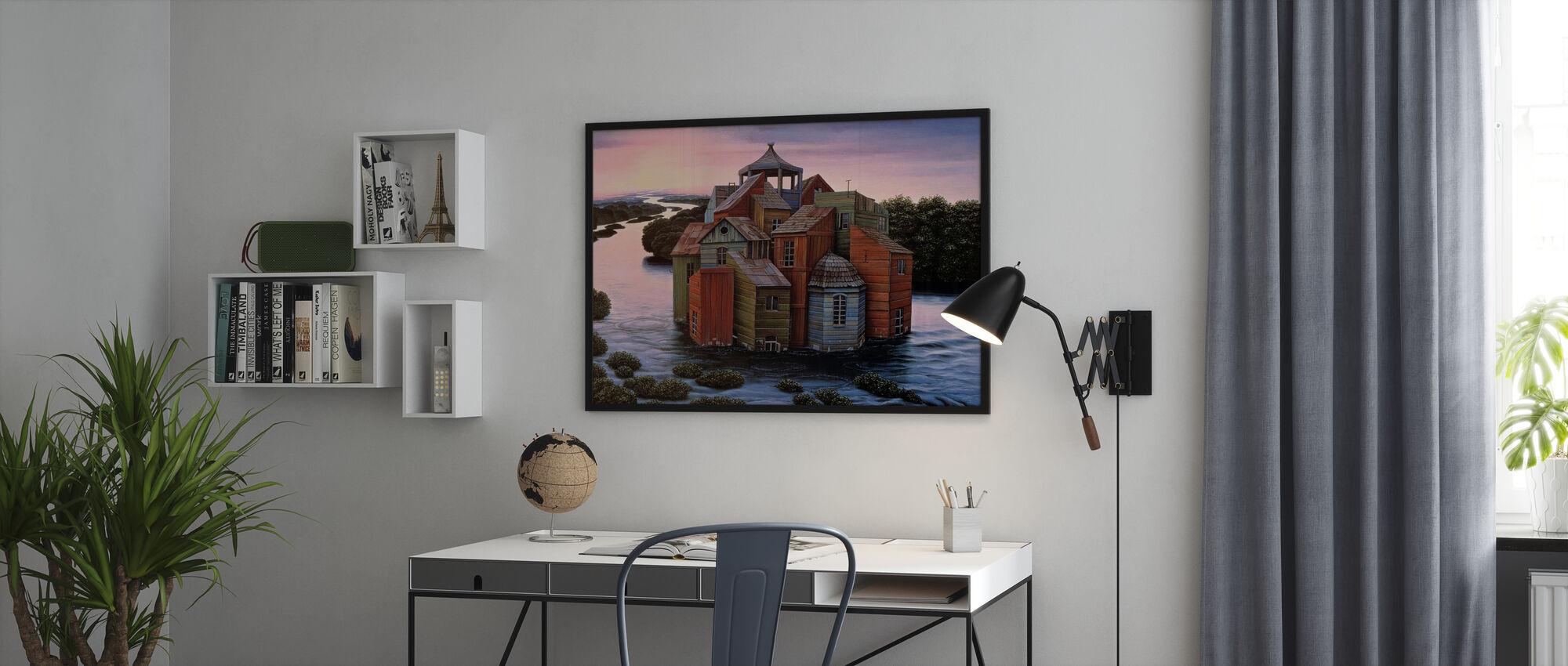 Fallingwater Estate - Poster - Büro