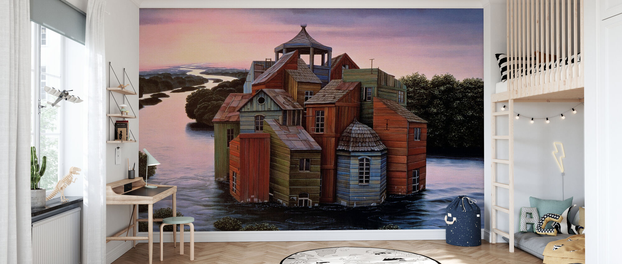 Fallingwater Estate - Tapete - Kinderzimmer