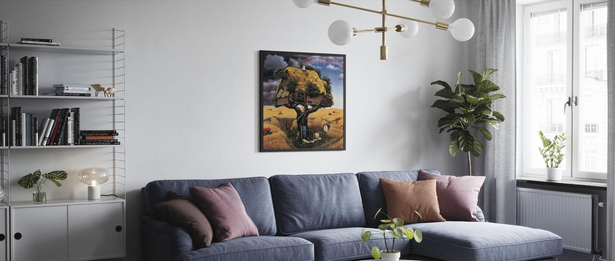 Amok Ernte - Poster - Wohnzimmer