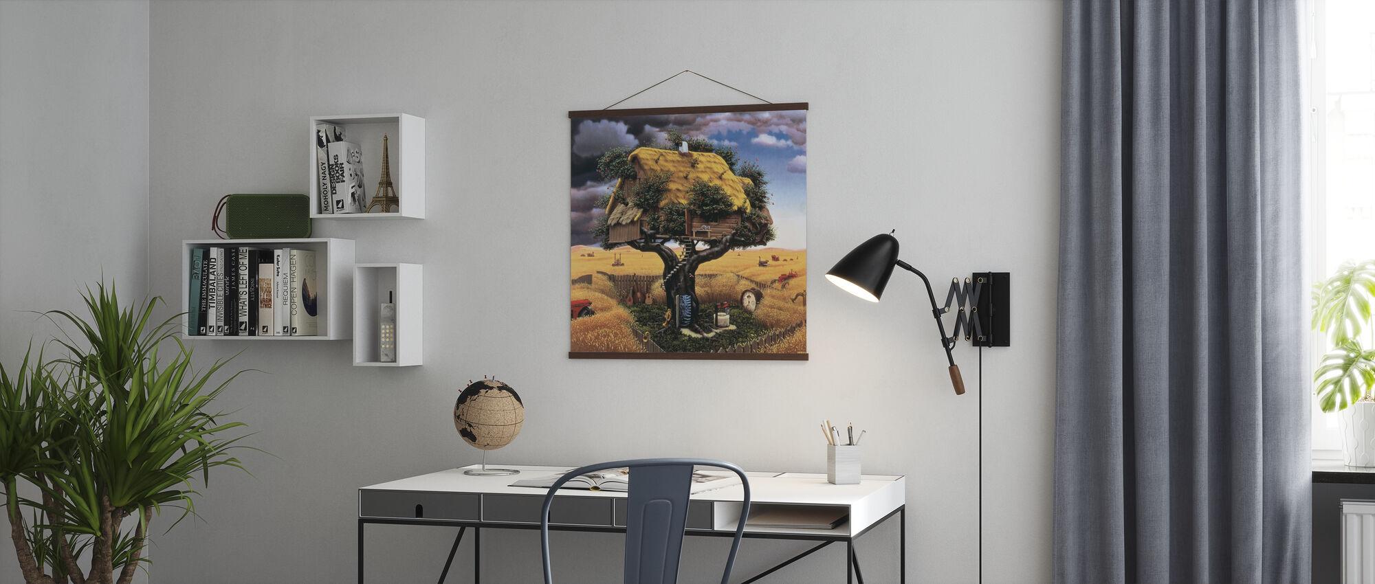 Amok Ernte - Poster - Büro