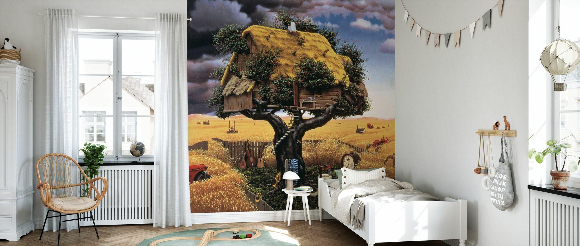 Récolte Amok - Papier peint - Chambre des enfants