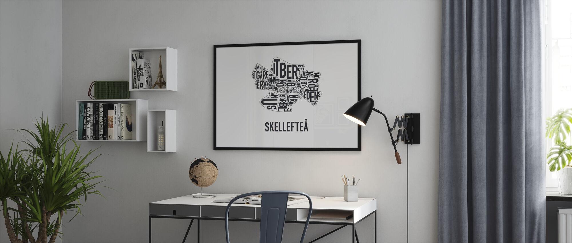 Skellefteå - Poster - Kantoor