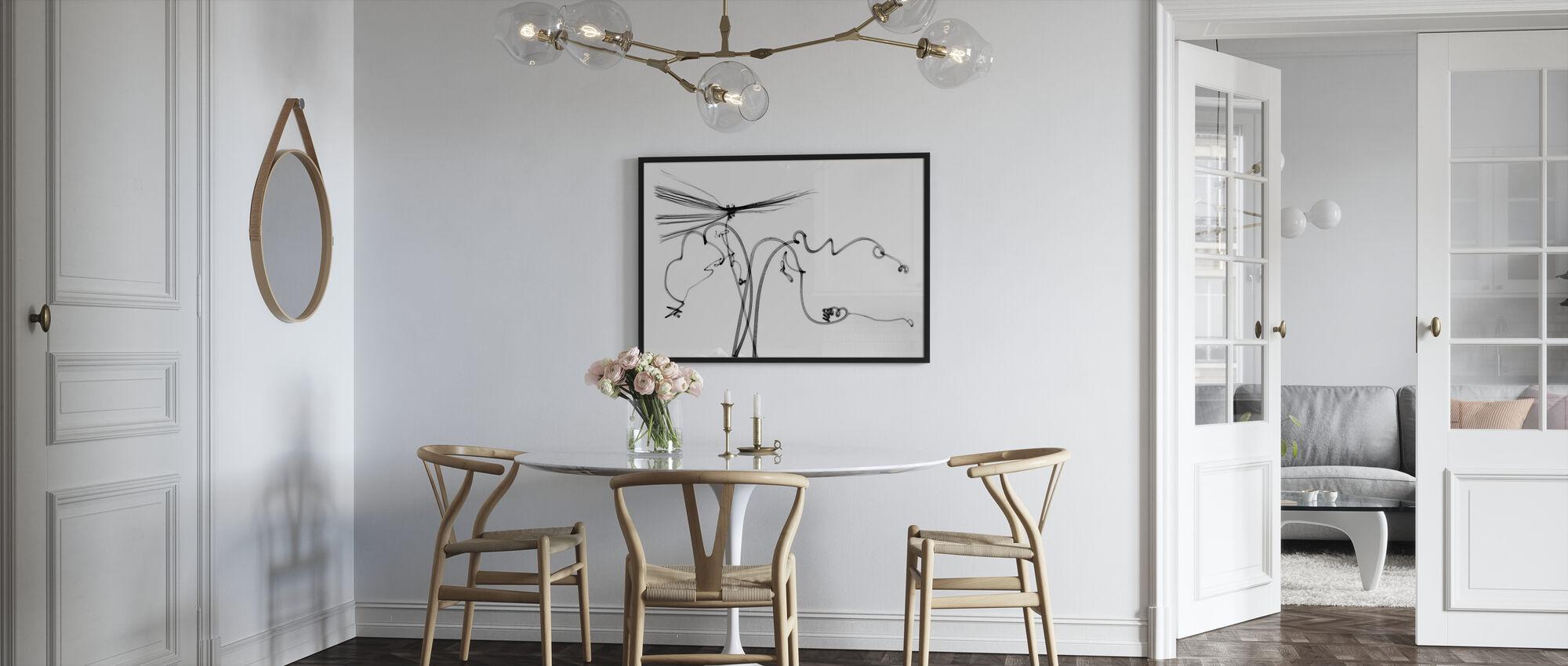 Strollslända - Poster - Kök