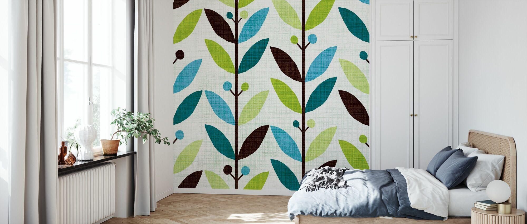 Night Owl I - Wallpaper - Bedroom