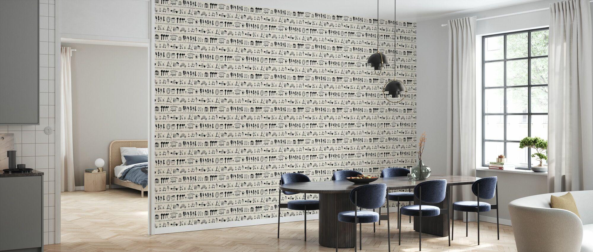 Mogu - Wallpaper - Kitchen