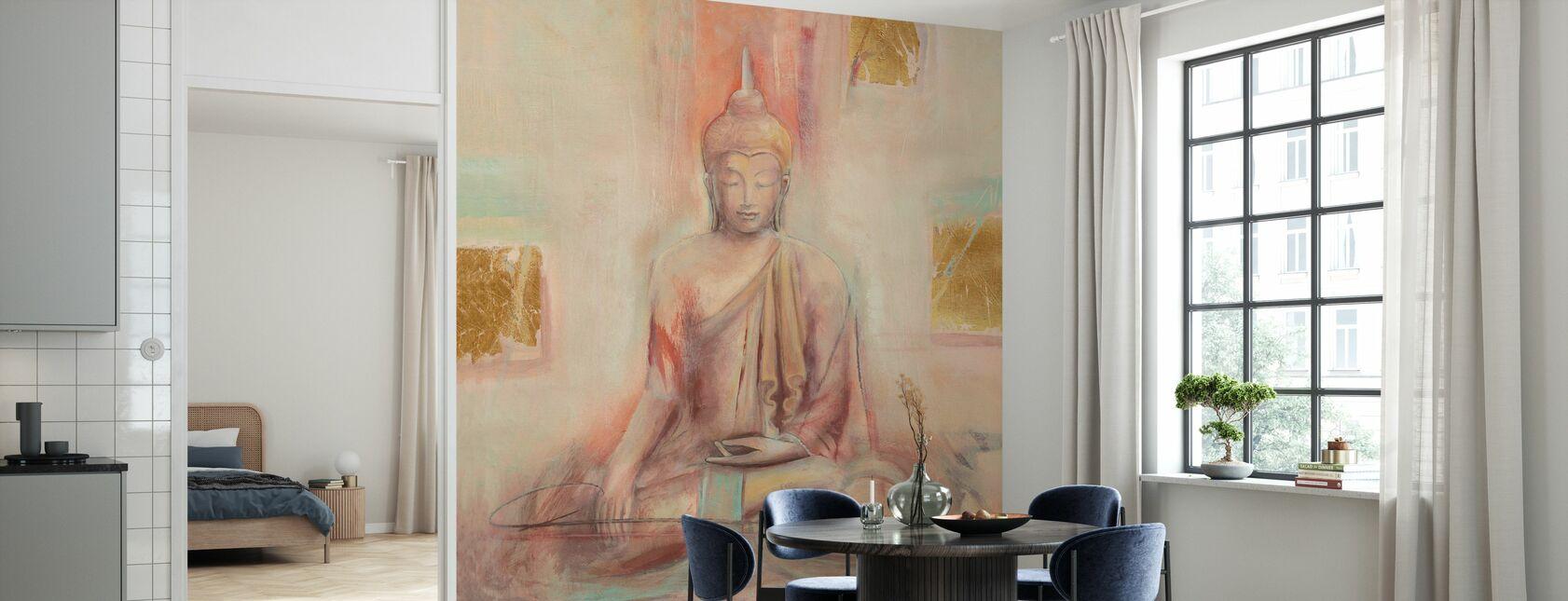 Buddha I - Carta da parati - Cucina