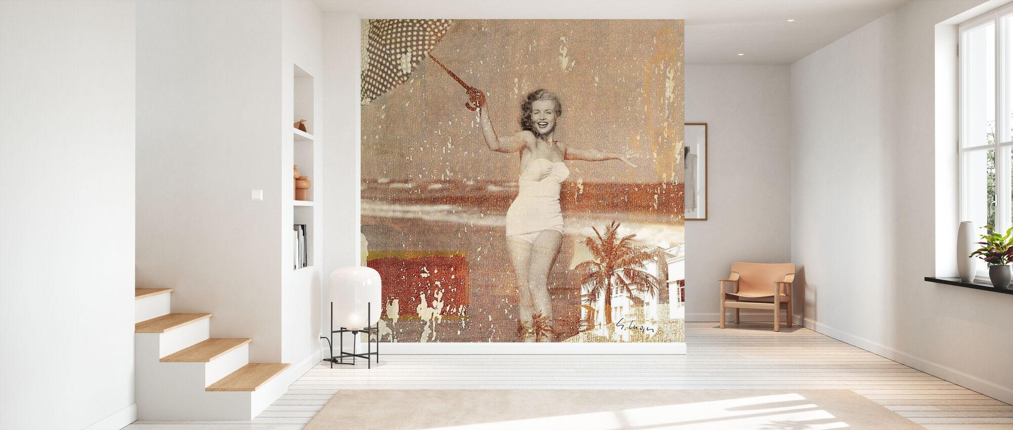 Marilyn - Wallpaper - Hallway