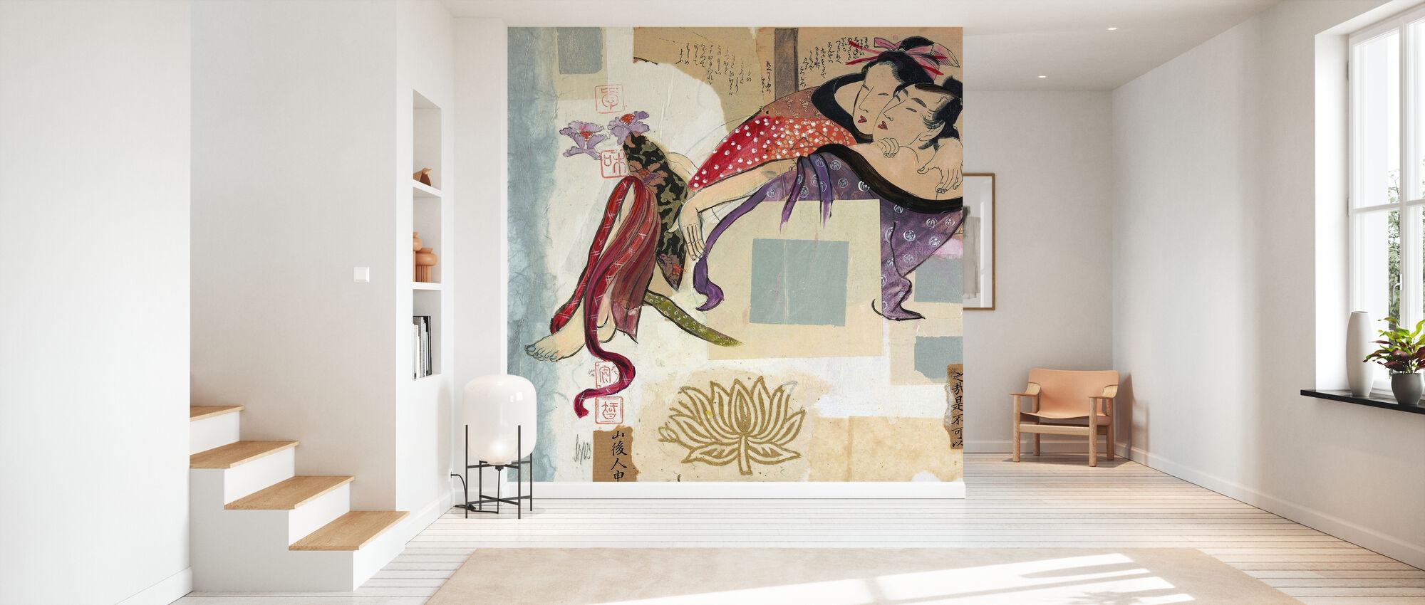 Touch - Wallpaper - Hallway