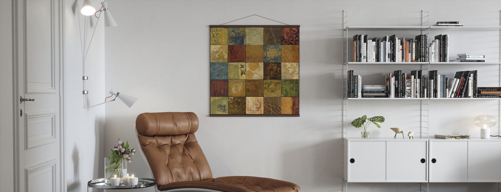 Avery Tillmon - Serendipity - Wag - Poster - Living Room