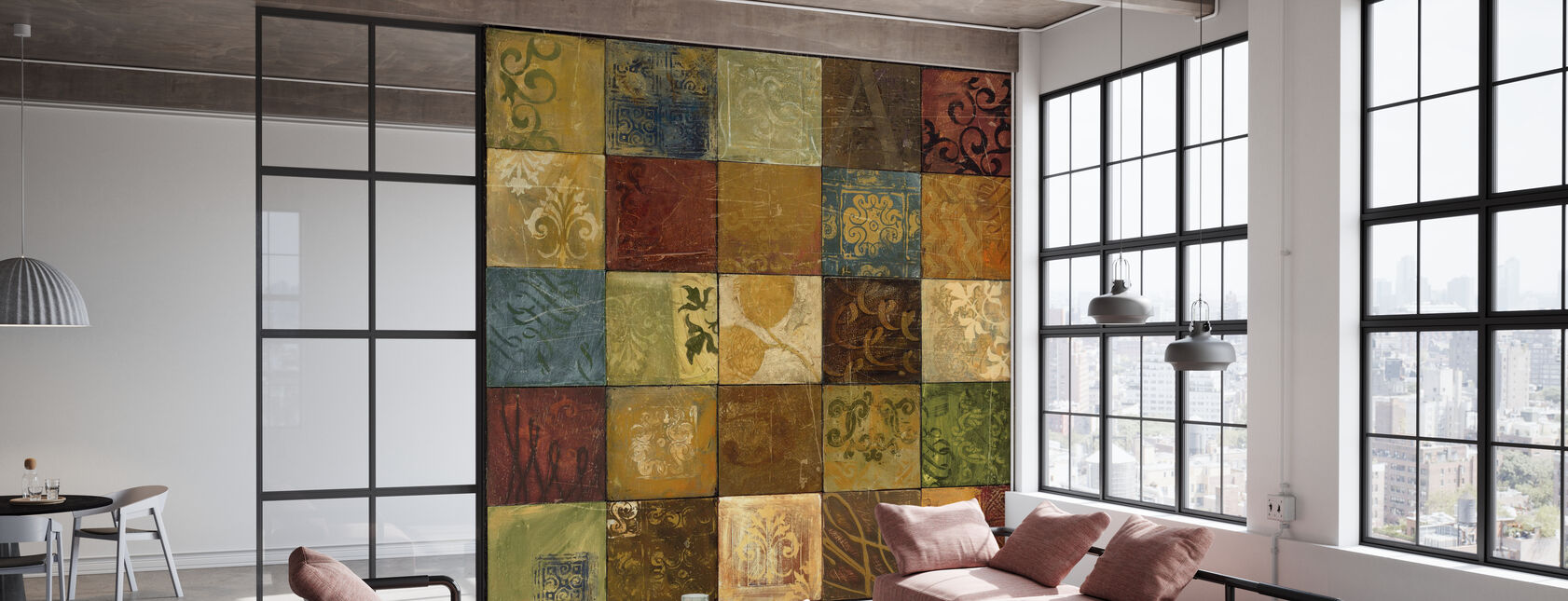 Avery Tillmon - Serendipity - Wag - Wallpaper - Office