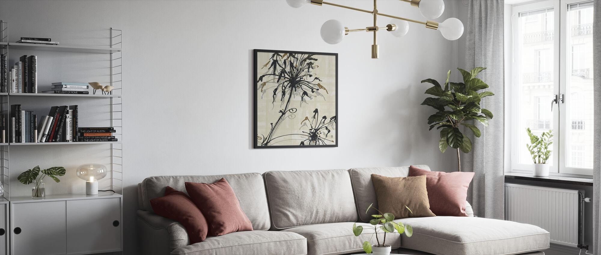 Avery Tillmon - Päästän irti - Kehystetty kuva - Olohuone