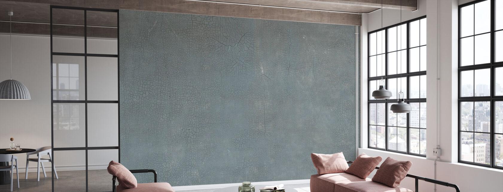 Crackle textuur - Behang - Kantoor