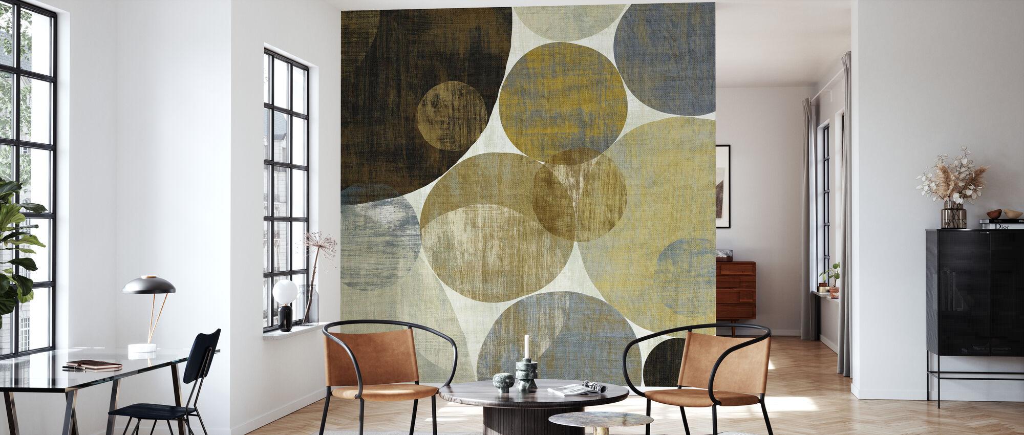 Circulation II - Wallpaper - Living Room