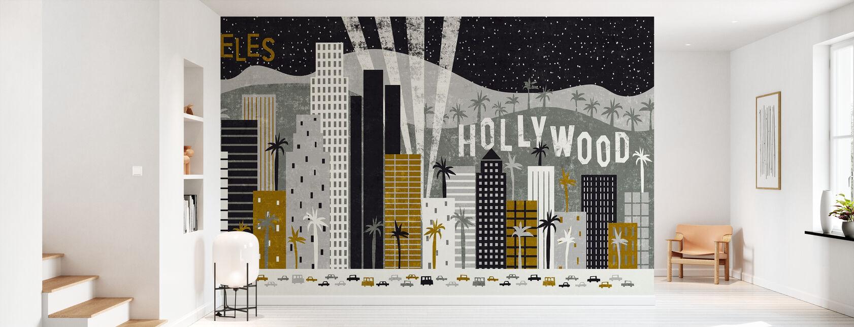 Hey Los Angeles - Wallpaper - Hallway