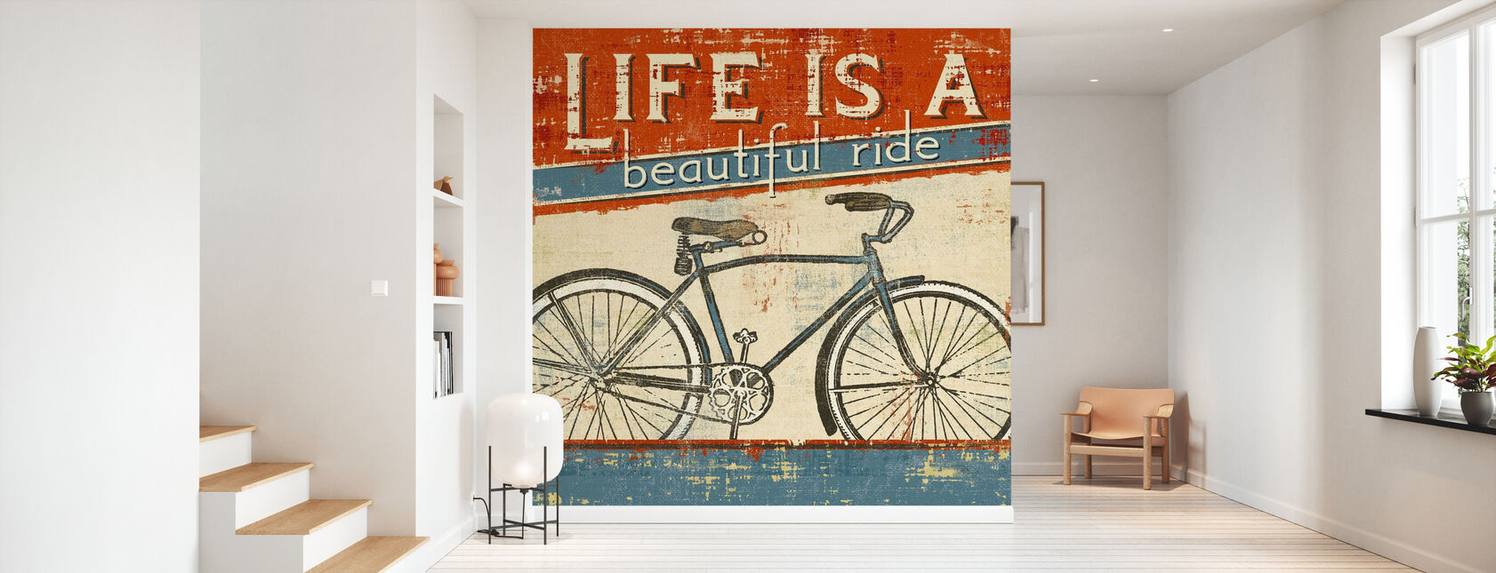 Beautiful Ride I - Wallpaper - Hallway