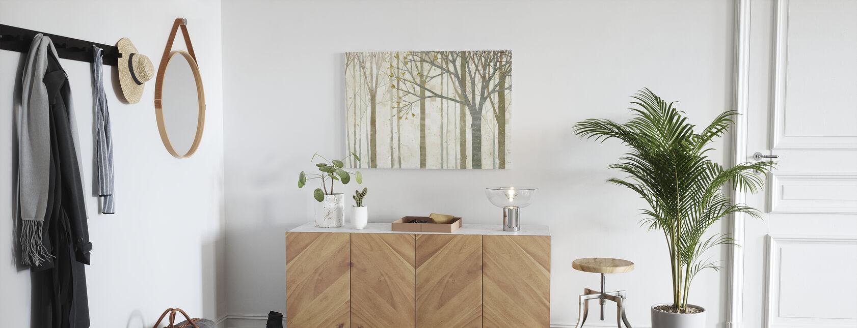 In Springtime - Canvas print - Hallway
