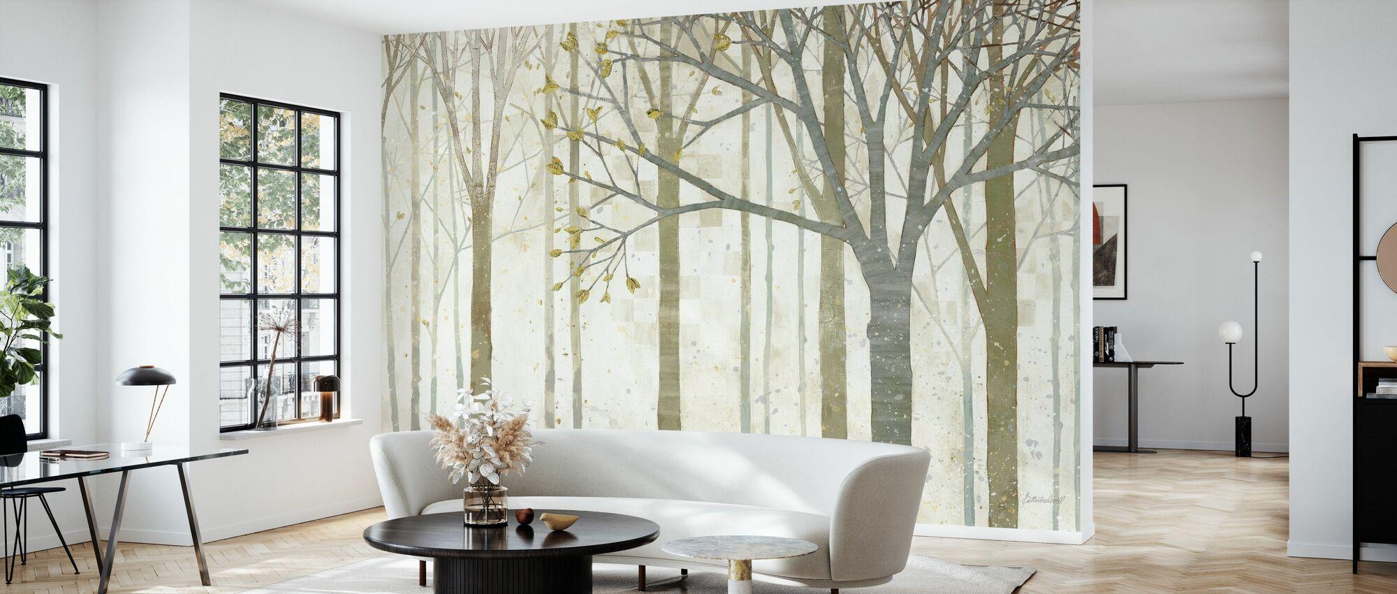 In Springtime - Wallpaper - Living Room
