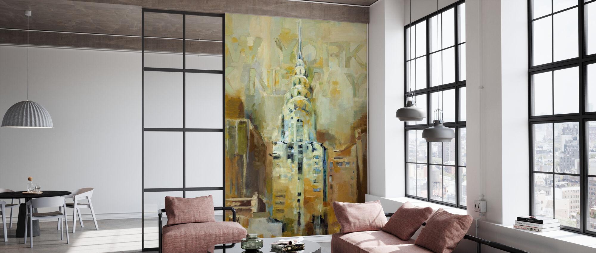 The Chrysler Building - Wallpaper - Office
