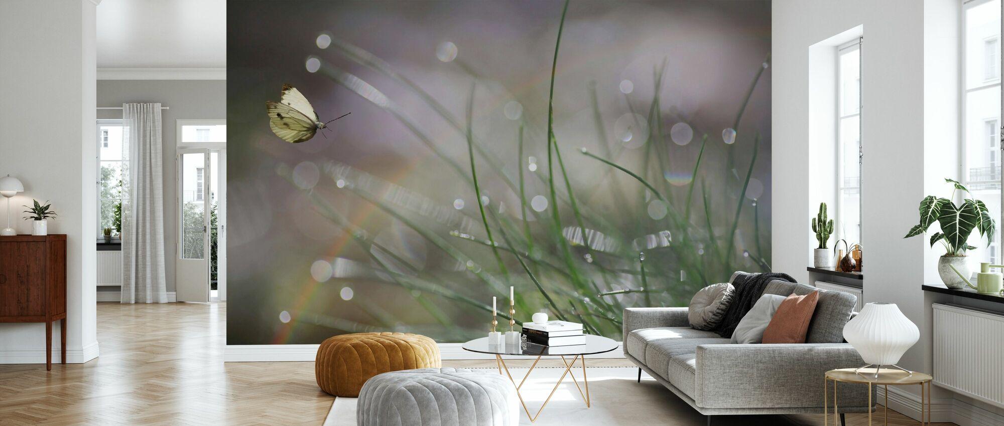 Imminent landing - Wallpaper - Living Room