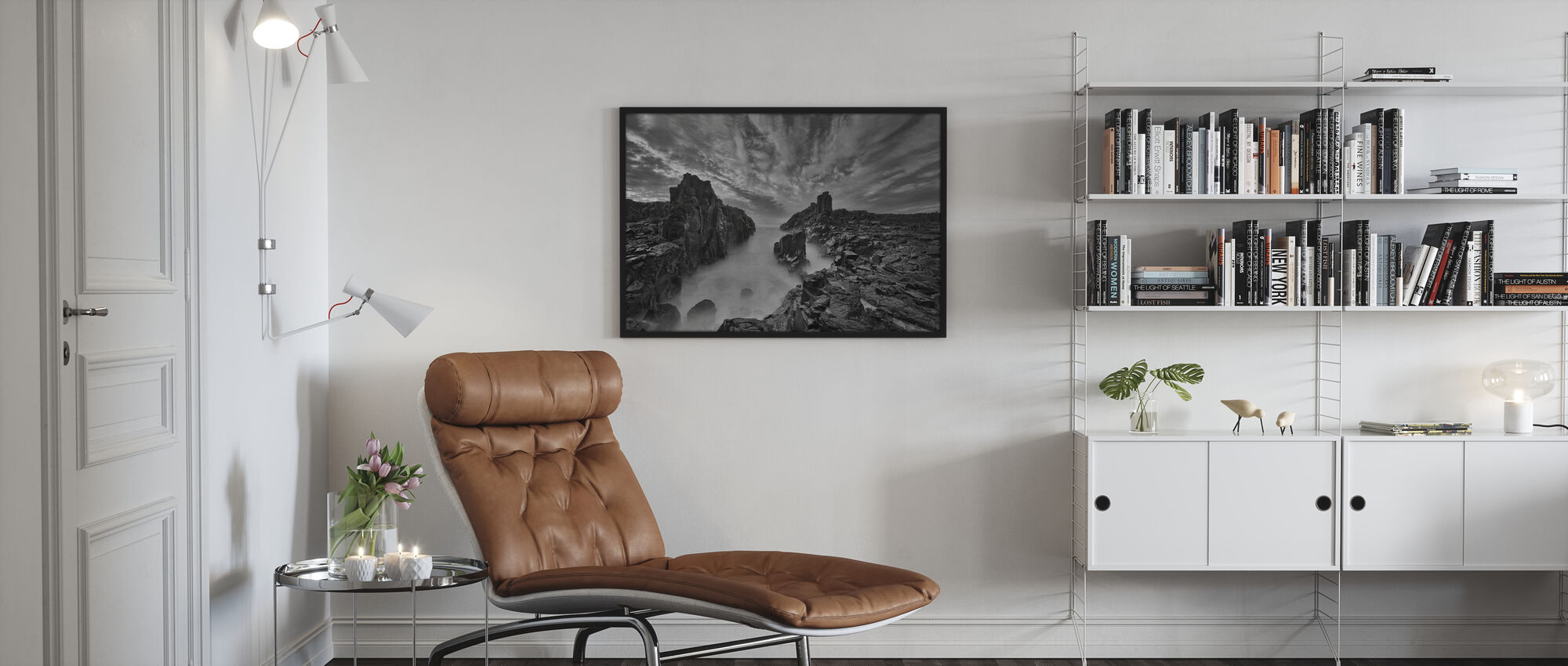 Gate to Heaven - Poster - Living Room