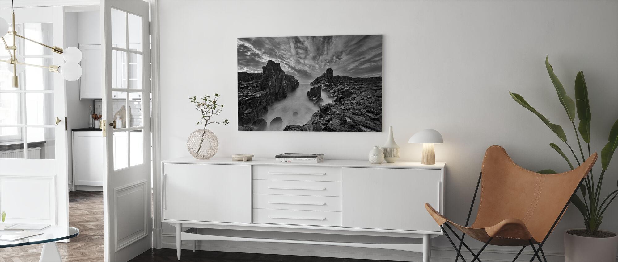 Poort naar Hemel - Canvas print - Woonkamer