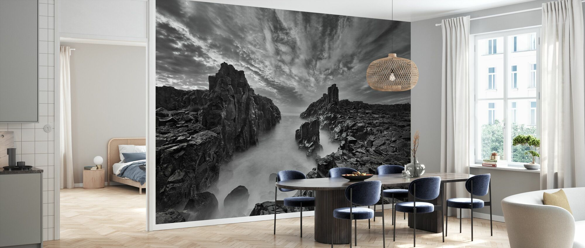 Gate to Heaven - Wallpaper - Kitchen