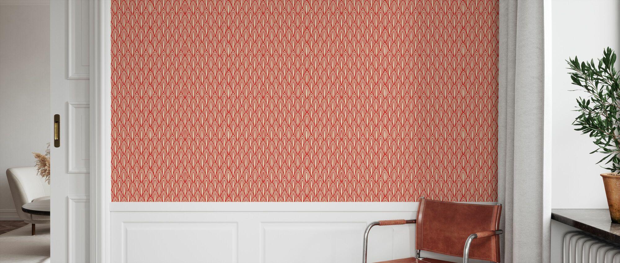 Cone - Wallpaper - Hallway