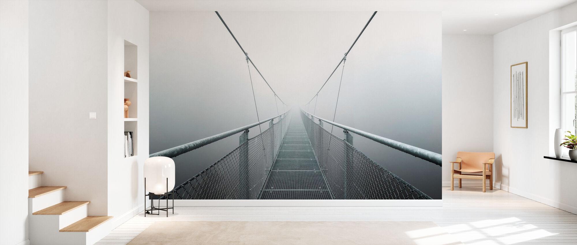 Path to Infinity - Wallpaper - Hallway