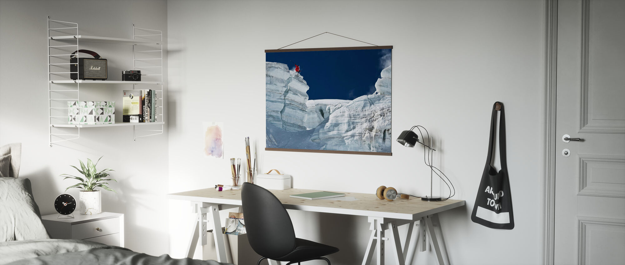 Cliff Jumping - Poster - Office