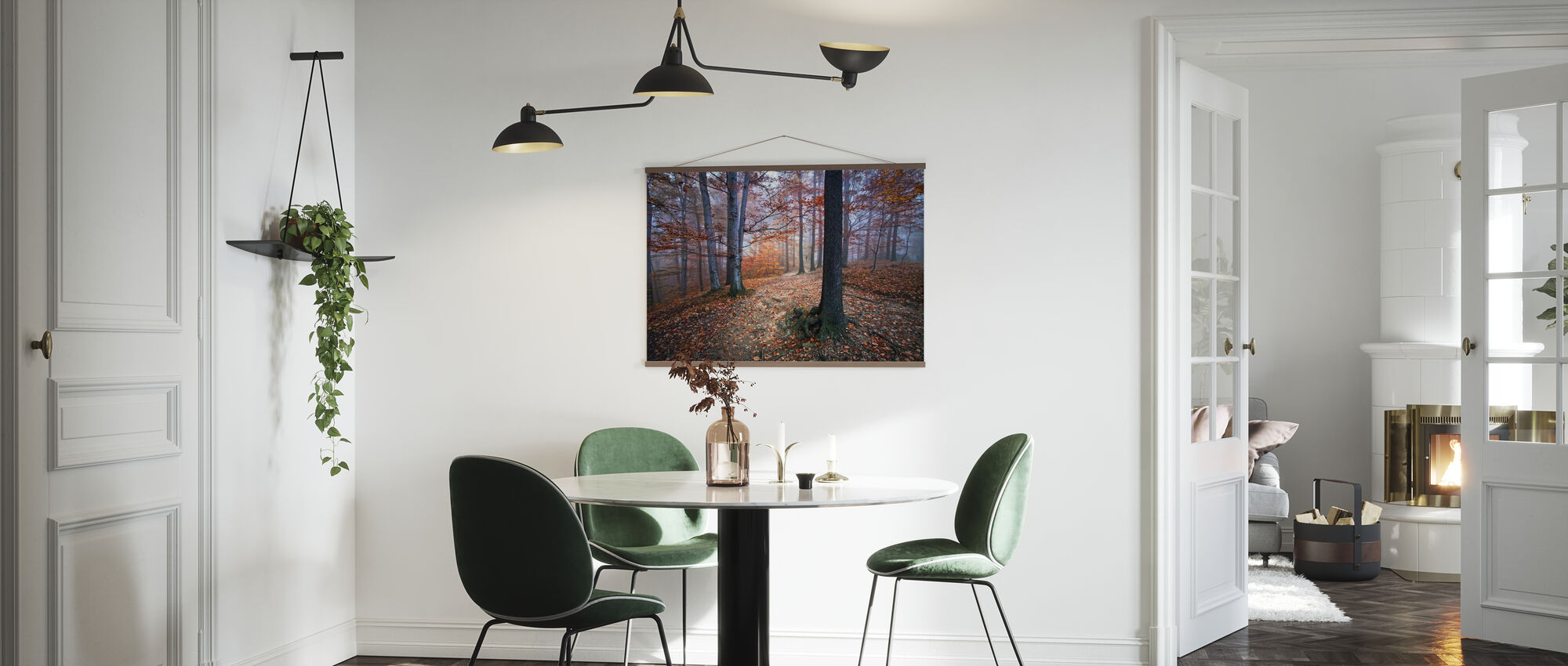 Autumn Forest - Poster - Kitchen
