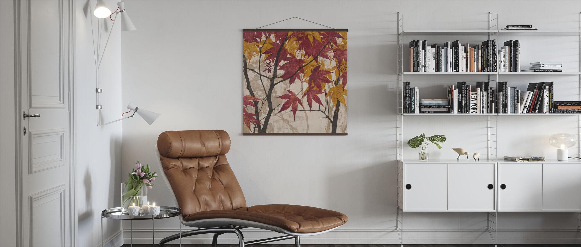 Maple Story 1 - Poster - Living Room
