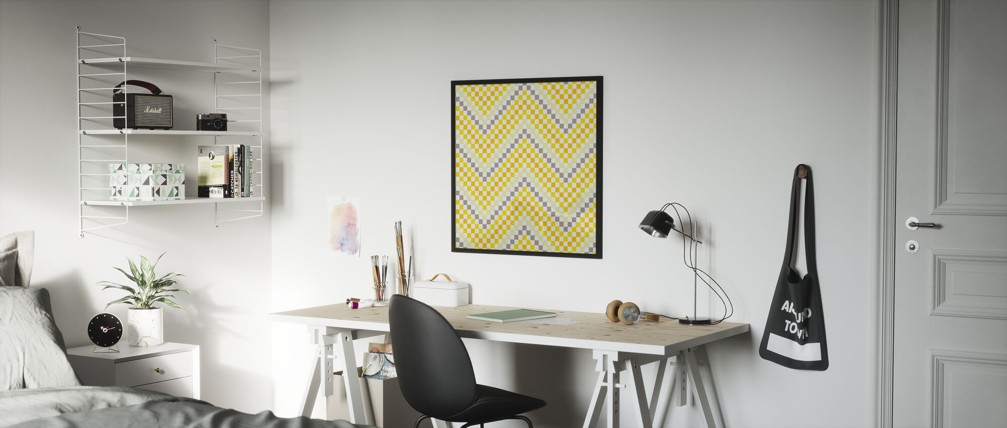 Going Geometric 4 - Poster - Kids Room